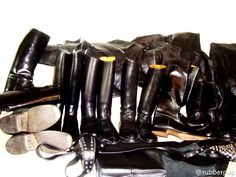 Tall Leather Boots, Gloves, Men's Boots, Fashion, Boots, Zapatos, Cavalier Boots, High Boots, Leather