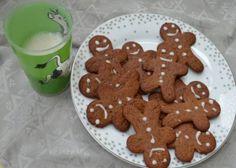 Dolci di Natale: Omini di Pan di Zenzero fatti in casa