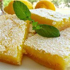 Lemon Pie Bars - Allrecipes.com