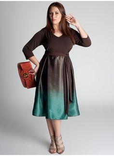 Igigi Vika Dress in Brown