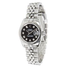 Rolex Datejust swiss-automatic womens Watch 79174 (Certified Pre-owned)