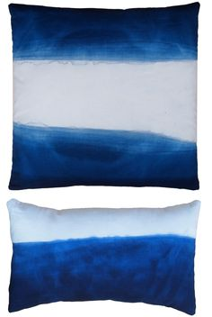 Shibori Pillows: Cut From the Same Cloth – Folk Fibers