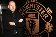 Former player Jaap Stam of Manchester United poses after the Premier League match between Manchester United and Wolverhampton Wanderers at Old Trafford on September 2018 in Manchester, United. Get premium, high resolution news photos at Getty Images Jaap Stam, David Moyes, Mauricio Pochettino, Latest Football News, Premier League Matches, Wolverhampton, Europa League, Man United, World Records