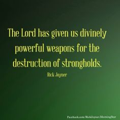 Rick Joyner is the founder of MorningStar Ministries. Visit www.MorningStarMinistries.org. Psalm 119 105, Prayer Warrior, Christian Quotes, Psalms, Quotes To Live By, Bible Verses, Prayers, Encouragement, Spirituality