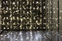 Napa Valley Wineries, Gabion walls: Inside Outside Magazine
