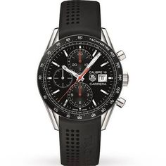TAG Heuer Carrera Calibre 16 Mens Watch - TAG Heuer Watches at Goldsmiths