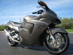 2000 Honda CBR1100XX Blackbird Turbo