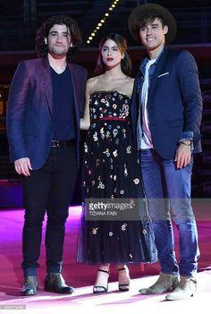 Adrian, Tini and Jorge!