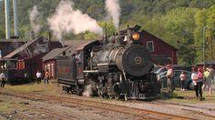 East Broad Top Railroad - Orbisonia, Pa.