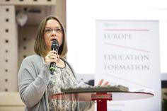 Elisabeth Mitaine - Agence Europe-Education-Formation France