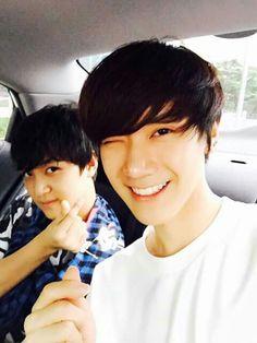 Donghyuck and Ten