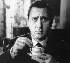 Albertone and his coffee ..