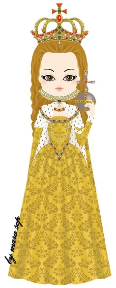 Elizabeth I was Queen of England and Ireland for 45 years. Sometimes called The Virgin Queen, Gloriana or Good Queen Bess, she was the fifth and last mo. Elizabeth I - Coronation Gown Elizabeth I, Isabel I, Sugar Scull, Tudor Dynasty, Plantagenet, Queen Of England, Tudor History, Henry Viii, Anne Boleyn