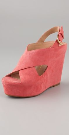 Dolce Vita Julie Suede Platform Sandals thestylecure.com