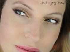 Nachgeschminkt - Kupfer & Bronze Summer Look - MiniMe is getting Beautiful