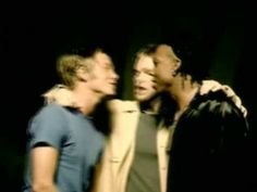 Colored People by DC Talk - oldie but goodie I rediscovered this week when my husband left the CD in the van stereo - I've played it like 12 times since :) ~@Literary Mom