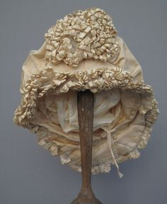 EXCEPTIONAL Antique Doll Hat for French Bebe! from arielbebes on Ruby Lane