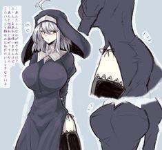 Anime Sexy, Anime Henti, Otaku Anime, Girls Characters, Anime Characters, Cute Anime Character, Character Art, Gender Bender Anime, Comic Manga