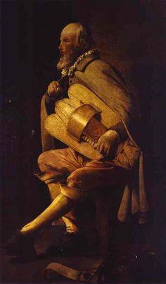 Georges de la Tour - Tenebrism