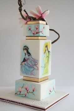 Top 12 Happy Chinese New Year Wedding Cakes – Cheap Unique Design For Party Day - DIY Craft (3)
