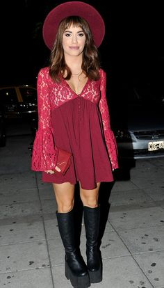 Fiesta de # Permitidos Mariano Martinez, Actrices Hollywood, Cold Shoulder Dress, Casual, Sweaters, Outfits, Clothes, Dresses, Queens