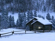 winter cabin alaska - Yahoo Image Search Results