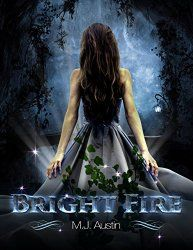 Bright Fire is now available for purchase! Delfia thoug…