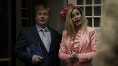 Koning Willem Alexander (Dick van den Toorn) & Koningin Maxima (Elise Schaap) Seizoen 12