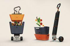 Lévo – O Redesign do carrinho de compras