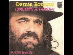 Demis Roussos - Longtemps je T'Aimerai - YouTube
