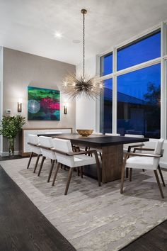 Dining Room Decoration | See more @ http://diningandlivingroom.com/ideas-beautify-dining-room-decoration/