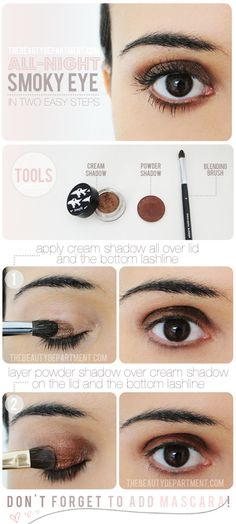 How to make your eye shadow last all night