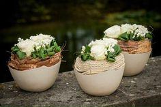 Snwr Nuree Creative Flower Arrangements, Floral Arrangements, Easter Flowers, So Creative, Easter Table, Deco Table, Bouquet, Easter Crafts, Flower Designs