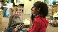montessori education for the early childhood years - YouTube