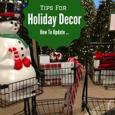 #tips for #holiday #decor #BoscovsHolidayHomeTour #ad #decorating #holidays