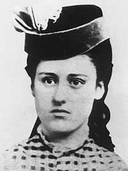 Grace Bedell - The Girl Who Grew Lincoln's Beard ~The 11 year old girl who wrote a letter to, the then beardless, Abraham Lincoln and told him that he'd look much better with a beard. Her letter worked and the rest is history!