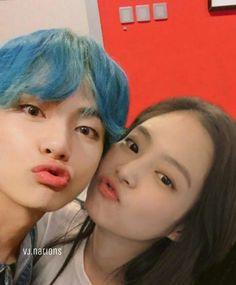 Bts Girl, Bts Boys, Cute Relationship Goals, Cute Relationships, Jimin, Bts Taehyung, Pelo Popular, Blackpink Funny, Jung Kook