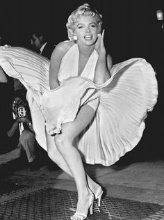 Se Monroes mest ikoniske kjoler