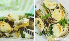 Fenchel mit Ziegenkäse Camembert Cheese, Potato Salad, Dairy, Dinner, Eat, Ethnic Recipes, Food, Carb Free Recipes, Suppers