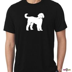 Goldendoodle T-Shirt doodle T1031 by MisterPetLife on Etsy