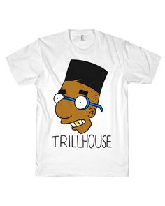 OMG!!!!! Check out what I found on Shop Jeen.com!!! What do you think?!?! TRILLHOUSE TEE