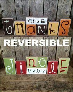 Give thanks & jingle bells