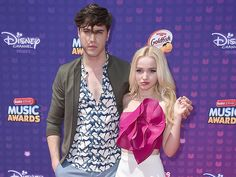 """Dove Cameron and Ryan McCartan Break Up Less Than Six Months After Getting Engaged<br /><br />Two Disney Channel stars are putting the brakes on any upcoming wedding.<br /><br />E! News can confirm Dove Cameron and Ryan McCartan have broken up almost six months after getting engaged.<br /><br />""""Dove has decided this relationship isn't what she wants,"""" Ryan shared on Twitter Wednesday afternoon. """"We still love each other very much. Please be sensitive, as this is painful.""""<br /><br />The…"""