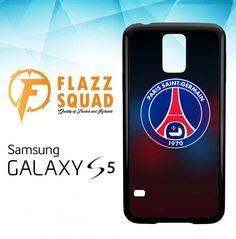 PSG Logo X4608 Samsung Galaxy S5 Case