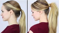 The 5 minute perfect ponytail - Lifestyle NWS