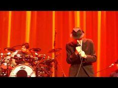 Leonard Cohen ~ Closing Time ~ Mahalia Jackson Theater, New Orleans, 3.28.2013