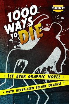 1000 WAYS TO DIE (SPIKE TV) GRAPHIC NOVEL Zenescope Horror Comics GN TPB