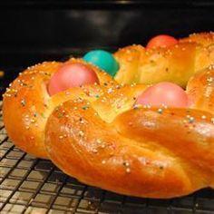 Rosca de Pascuas @ allrecipes.com.ar