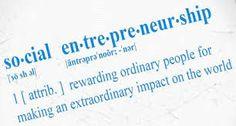 Afbeeldingsresultaat voor social entrepreneur