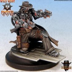 (Outlaw) Jesse James (Alternate Sculpt) (Boss)